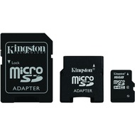 Kingston microSDHC Speicherkarte, Class2, 16GB