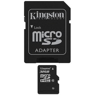 Kingston microSDHC Card 32GB Class 10