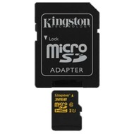 Kingston microSDHC Class 10 UHS-I, 32GB mit Adapter