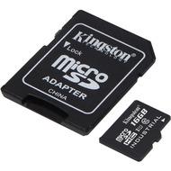 Kingston microSDHC Industrial Temp, UHS-1, 16GB mit SD Adapter