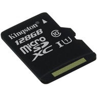 Kingston microSDXC Card Class 10 UHS-1 ohne Adapter, 128GB