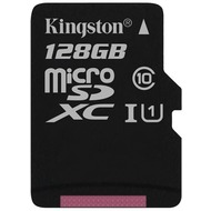 Kingston microSDXC Class10 UHS-1 Single ohne Adapter, 128GB