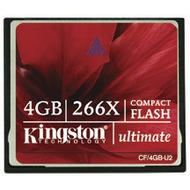 Kingston Ultimate CompactFlash 4GB 266x