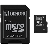 Kingston microSDHC Speicherkarte, Class4, 32GB