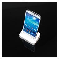 Konkis Dockingstation Modern Design für Samsung Galaxy S4, schwarz