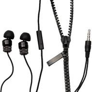 Konkis Leste Zipper - Stereo Headset schwarz