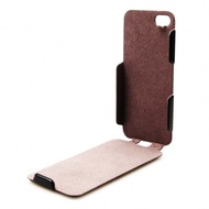 Konkis PU Flip Tasche/ Hülle/ Case - Apple iPhone 5/ 5S/ SE