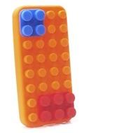 Konkis Soft Case für iPhone 5, 5S, orange