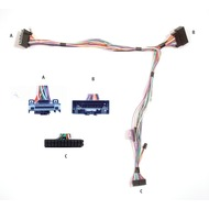 Kram Telecom Audio2Car Ford Fiesta ab 2010- (24 Pins)