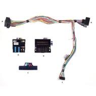 Kram Telecom Audio2car für Audi, Seat, Skoda, VW (voll belegt)