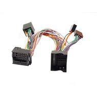 Kram Telecom ISO2CAR Muteadapter für Ford (z. B. mit Sony 6000 Radio), 2 x 12 Pin Mini Fakra bestückt