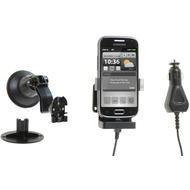 Kram Telecom FIX2CAR aktiver Universalhalter mit Saugfuß