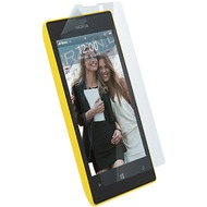 Krusell Screen Protector Transparent WwN für Nokia Lumia 520/ 525