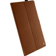 Krusell Tablet Case Ekerö für Apple iPad Pro, Cognac