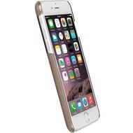 Krusell Boden Cover für Apple iPhone 7 - transparent schwarz