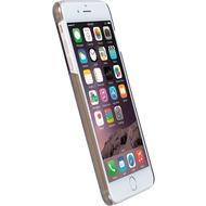 Krusell Boden Cover für Apple iPhone 7 Plus - transparent schwarz