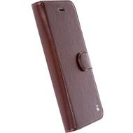 Krusell FolioWallet Ekerö 2 in 1 für iPhone 7 Plus, Coffee