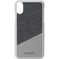 Krusell Tanum Cover, Apple iPhone XR, grau/ grau