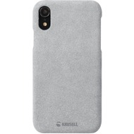 Krusell Broby Cover, Apple iPhone XS Max, grau