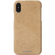 Krusell Broby Cover, Apple iPhone XS Max, cognac