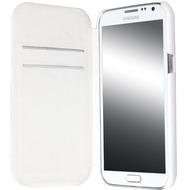 Krusell FlipCover für Samsung Galaxy Note 2, weiß