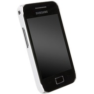 Krusell ColorCover für Samsung S5830 Galaxy Ace, weiß