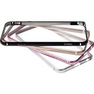 Krusell Sala Alu Bumper für Samsung Galaxy S6, silver