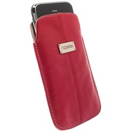 Krusell Luna Mobile Pouch XL, rot