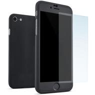 Krusell Arvika 2.0 Cover für Apple iPhone 7, Schwarz