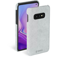 Krusell Broby Cover for Galaxy S10e grey