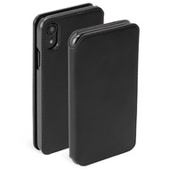 Krusell Pixbo Wallet 4 Card for iPhone XR black
