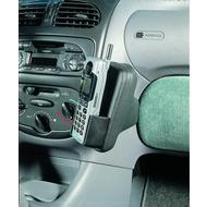 Kuda Lederkonsole PEUGEOT 206 ab 10/ 98 /  Cabrio 206 CC Kunstleder schwarz