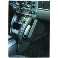 Kuda Lederkonsole PORSCHE Boxster, 911 (986 ab 10/ 96 u. 996 ab 10/ 97) Echtleder schwarz