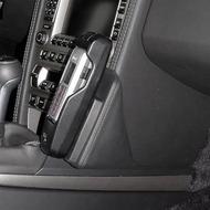 Kuda Lederkonsole für Porsche 911 (997)/  Boxster/  Cayman 2004 Echtleder schwarz