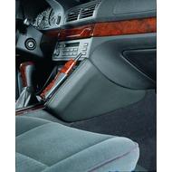 Kuda Lederkonsole BMW 5er /  E39 ab 96 Kunstleder schwarz