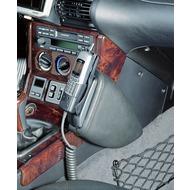 Kuda Lederkonsole BMW Z3 ab 96 (nicht M-Roadster) Kunstleder schwarz