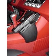 Kuda Lederkonsole BMW Z8 Bj. 01 Kunstleder schwarz