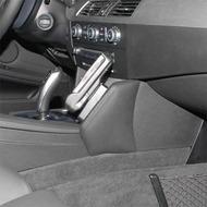 Kuda Lederkonsole für BMW 5er (E60) ab 03/ 07 Echtleder schwarz