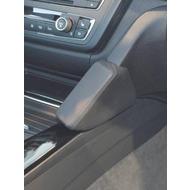 Kuda Lederkonsole für BMW 3er ab 02/ 2012 Kunstleder, schwarz