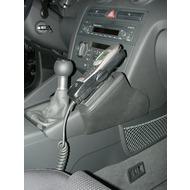 Kuda Lederkonsole für Audi A3 ab 05/ 03 Echtleder schwarz