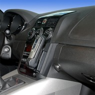 Kuda Lederkonsole für Opel GT ab 04/ 2007 Echtleder schwarz