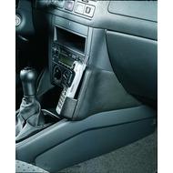 Kuda Lederkonsole VOLKSWAGEN Golf IV ab 97 /  Bora ab 98 Montage oben Kunstleder schwarz