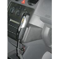 Kuda Lederkonsole für VW Caddy ab 02/ 04 Echtleder schwarz