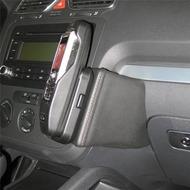 Kuda Lederkonsole für VW Eos ab 05/ 06 /  Scirocco 08/ 08 Echtleder schwarz