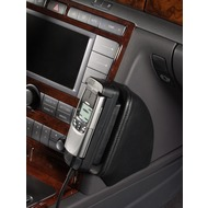 Kuda Lederkonsole für VW Phaeton ab 05/ 02 Echtleder schwarz