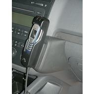 Kuda Lederkonsole für VW Golf V ab 11/ 03 Echtleder schwarz