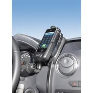 Kuda Lederkonsole für Dacia Duster ab 09/ 2013 Echtleder schwarz