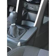 Kuda Lederkonsole für Hyundai i30 ab 03/ 2012 Mobilia/  Kunstleder schwarz
