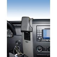Kuda Lederkonsole für MB Sprinter/  VW Crafter ab 04/ 06 Mobilia /  Kunstleder schwarz