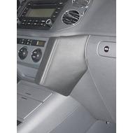 Kuda Lederkonsole für VW Golf Plus ab 01/ 05 Mobilia /  Kunstleder schwarz